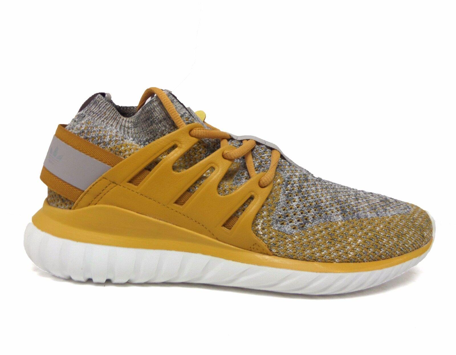 Adidas originali degli uomini giallo primeknit scarpe tubolari nova giallo uomini / granito bb8407 b df2160