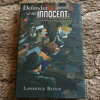 Defender Of The Innocent: The Casebook Of Martin Ehrengraf Block Hc