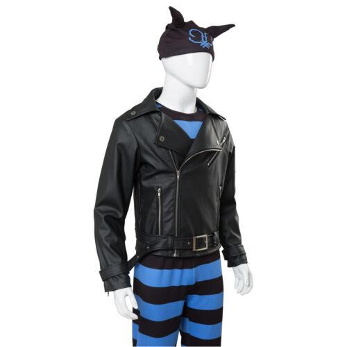Danganronpa V3 Killing Harmony Ryoma Ryouma Hoshi Cosplay Costume Suit Knit Hat