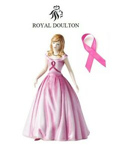 Breast cancer royal doulton