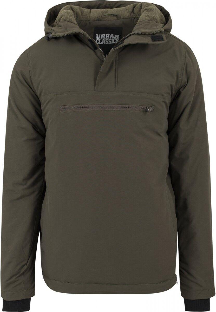 Uomini Donne Outdoor secondo cappotto solido rivestimento in con pile Giacca termica con in cappuccio Tops b52769