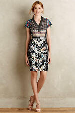 NEW ANTHROPOLOGIE Beguile Byron Lars Margot Pencil Dress Size 12