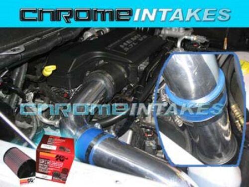 02 03 04 05 06 07 08 09 10 DODGE RAM 1500 3.7L V6 COLD AIR INTAKE STAGE 2 3p+K/&N