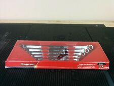 Al244 New Snap On Xle605 5 Piece Torx 10 Offset Box Wrench Set E5 E20 Usa