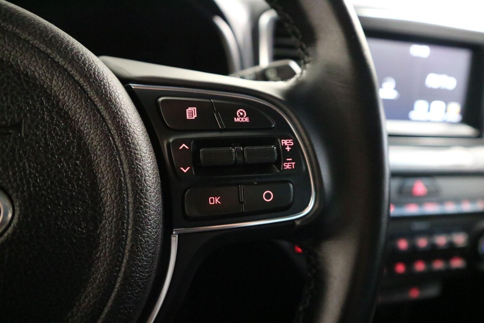Kia Sportage 1,7 CRDi 115 Advance Edition - billede 4