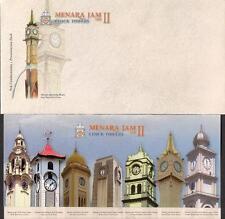 2007 MALAYSIA PRESENTATION PACK - CLOCK TOWER SERIES II