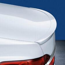 BMW OEM G11 G12 7 Series 2016+ M Performance Matt Black Rear Spoiler Brand New