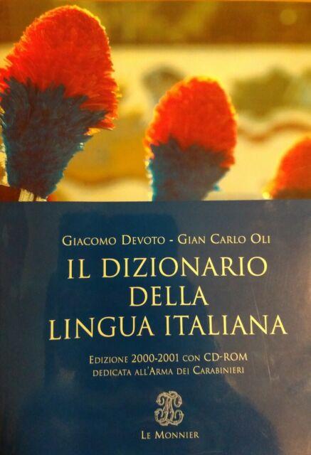 DEVOTO OLI Edizione 2000 2001 dedicata all'Arme dei Carabinieri