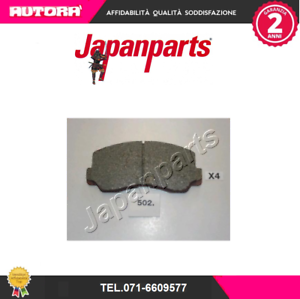 PA502AF-Kit-pastiglie-freno-a-disco-ant-Mitsubishi-MARCA-JAPANPARTS