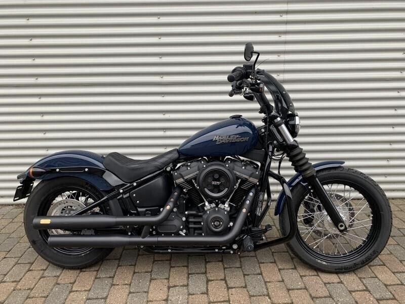 Harley-Davidson, FXBB Street Bob, ccm 1745