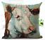 Farm-Yard-Animal-Cushion-Covers-COW-PIG-DOG-Retro-Animal-Art-Pillow-Gift-45cm thumbnail 12