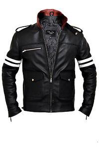 Alex Mercer Prototype leather Jacket 2XS-4XL