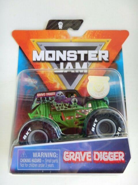 2020 Spin Master Monster Jam Mix 9 Grave Digger Legacy Trucks Mip 1 64 For Sale Online Ebay