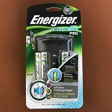 Energizer Pro AA & AAA Charger with 4 x 2000mAh AA Rechargeable Batteries inside