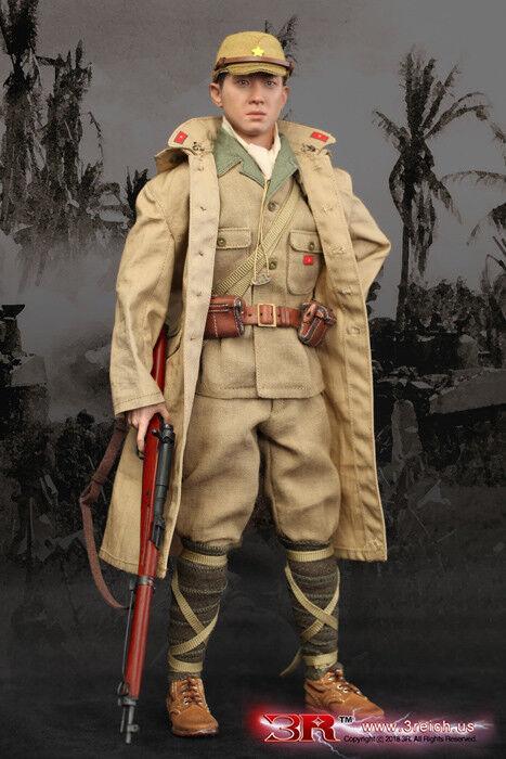 3R DRAGON DREAMS DID 1 6 JAPANESE WW II PRIVATE TAKUYA HAYASHI ARMY JP638