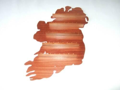 Mahogany huge range - see list 40pc Ireland Wooden Thimble Display Rack