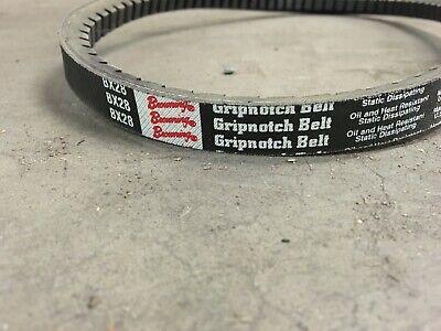 Browning BX108 Gripnotch Belt 109.8 Pitch Length BX Belt Section