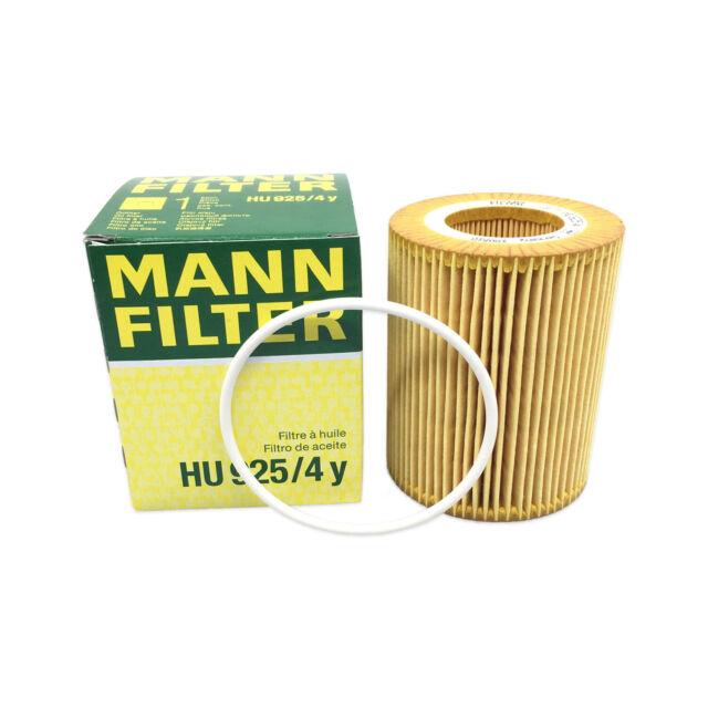 hu 8008 Z Filtro de aceite filtro nuevo Mann-Filter