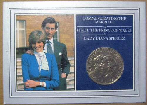 1981 H.R.H The Prince Of Wales To Lady Diana Spencer Take a Look
