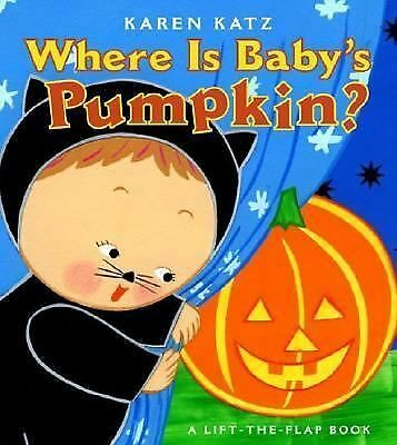 Where Is Baby's Pumpkin?