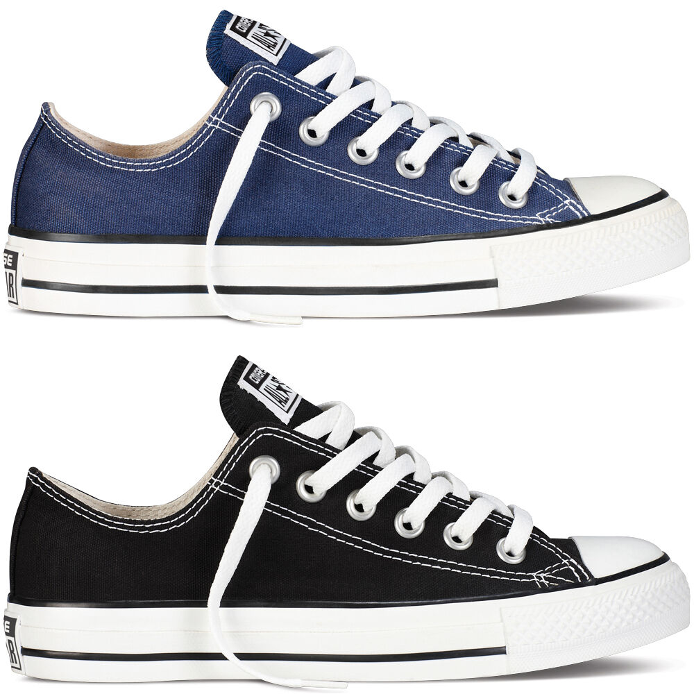 Converse All Star Ox Trainers Unisex Low Top Top Top Mens Womens Canvas Shoes Trainers b3f404