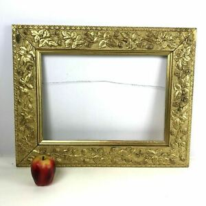 Antique-Victorian-Picture-Frame-Gold