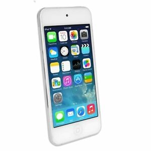 Apple Ipod Touch 5th Generation White Silver 32 Gb Latest Model Ebay