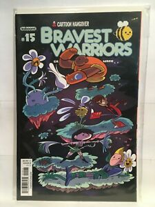 Bravest-Warriors-15-Cover-B-VF-NM-1st-Print-Boom-Studios-Comics