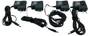 (LOT OF 4) Plantronics AC Adapter Model SSA-5W 090050 P/N:83648-01 - w/ WARRANTY
