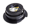 BLACK GENUINE Universal NRG Gen 2.5 Quick Release System Snap Off Steering Hub