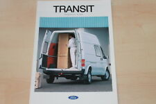00827) Ford Transit Express Line Prospekt 05/1993