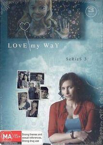 Love-My-Way-Series-Three-DVD-NEW-LOW-postage-Karvan