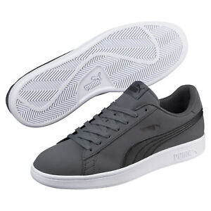 PUMA-PUMA-Smash-v2-Nubuck-Men-039-s-Sneakers-Men-Shoe-Basics