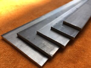 NEW-Stainless-Steel-304-Flat-Bar-Multiple-Sizes-100mm-to-1000mm-Long