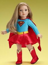 """Tonner 18"""" My Imagination SUPERGIRL Outfit - NRFB - Fits Many 18"""" Play Dolls"""