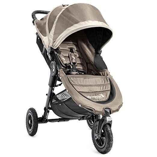 Baby City Mini Sand Stone Jogger Single Seat Stroller