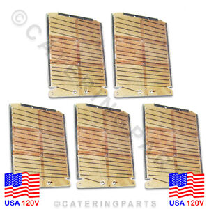 GENUINE-DUALIT-PARTS-USA-110v-120v-4-SLOT-4-SLICE-TOASTER-HEATING-ELEMENTS