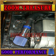 BLUE 1992-1998/92-98 VW GOLF GTI/CORRADO SLC/JETTA/PASSAT 2.8L VR6 AIR INTAKE