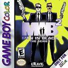 Men in Black 2: The Series (Nintendo Game Boy Color, 2000)
