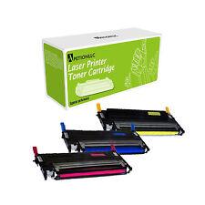 3PK Compatible CLP-320 CYM Set Toner for Samsung CLP-320 CLP-320N Printer
