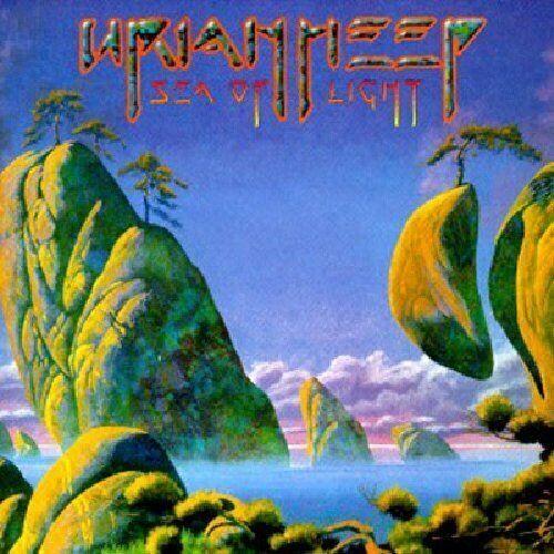 Uriah Heep [CD] Sea of light (1995)
