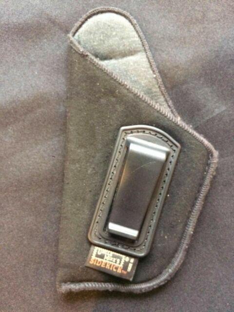 Uncle Mike/'s 89012 Inside Pant Medium Left Hand Black Nylon Holster