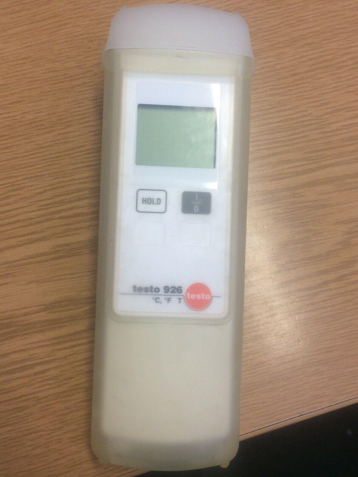 Testo, 926, Strumento a 1 ingresso per misurare la temperatura degli alimenti, 0