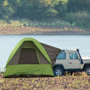 4-5-Person-Vehicle-Side-Camping-Tent-for-SUVs-CUVs-Minivans-W-Carrying-Bag