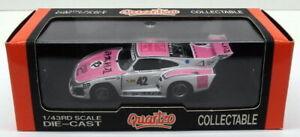 Quartzo-1-43-escala-Diecast-3002-Kremer-K3-Gozzi-Kremer-42-Le-Mans-1980