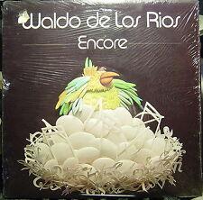 Waldo de Los Rios: Encore (CANADA) 1984-Polydor (cover in shrink)