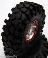 Rc4wd 2x Rock Crusher X/t 2.2 Off-road Tires Z-t0087 (pair) Rc