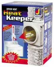 DRYER VENT HEAT KEEPER -adds heat humidity GREEN! PERFECT FOR DRY WINTER MONTHS!