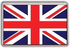British Flag Union Jack United Kingdom Great Britain Fridge Magnet #1