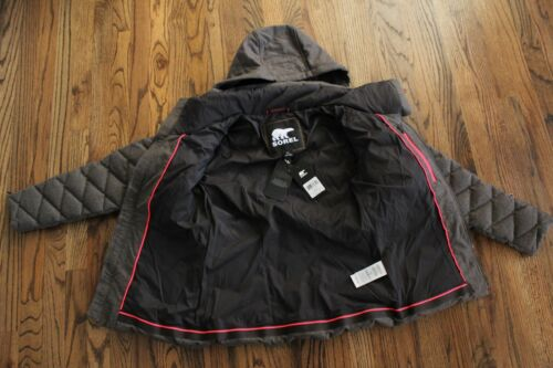 Retail Lg Fill Brown 800 Sorel Down 850 35 Pecaut Womens Waterproof Jacket Sm qvwxXPS